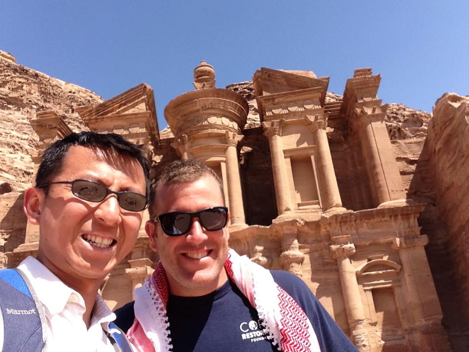 Ultimate Round the world bucket list - Petra