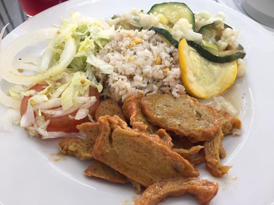 Yummy food at Girasoles