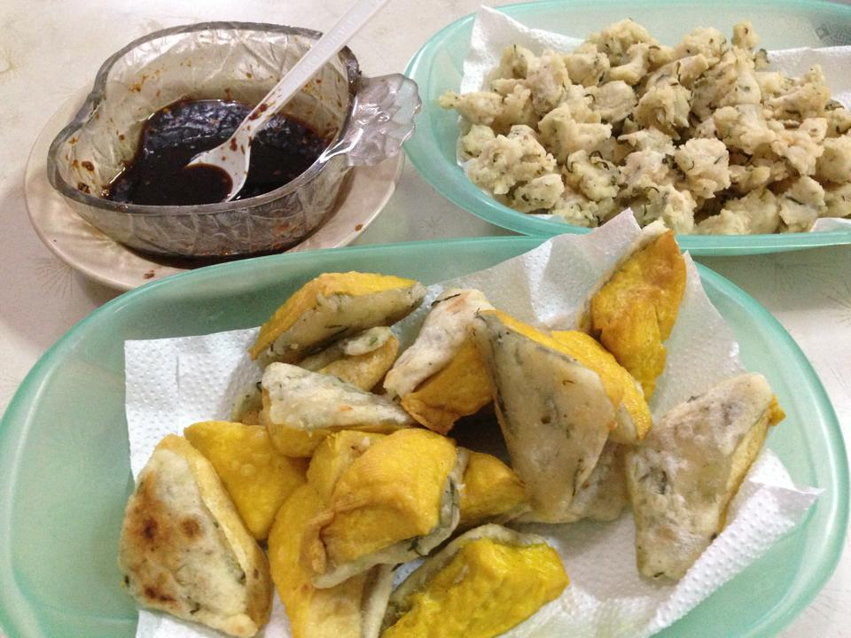Indonesian Food - Cemilan