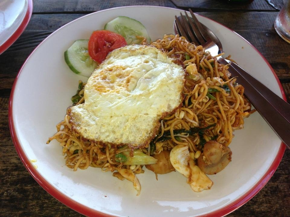 Indonesian Food - Mie goreng