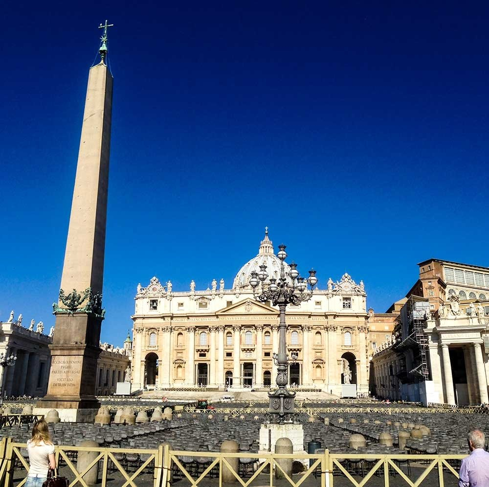 Vatican City Scavi Tour - St. Peter's Basilica