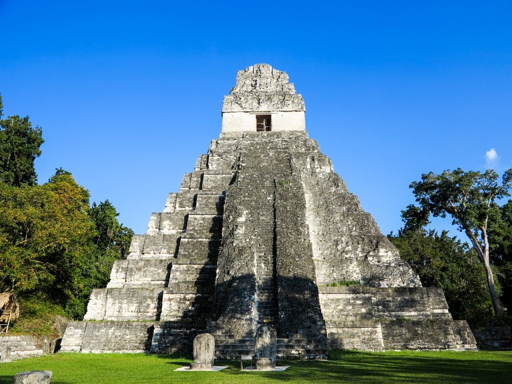 Ultimate round the world bucket list - Tikal National Park