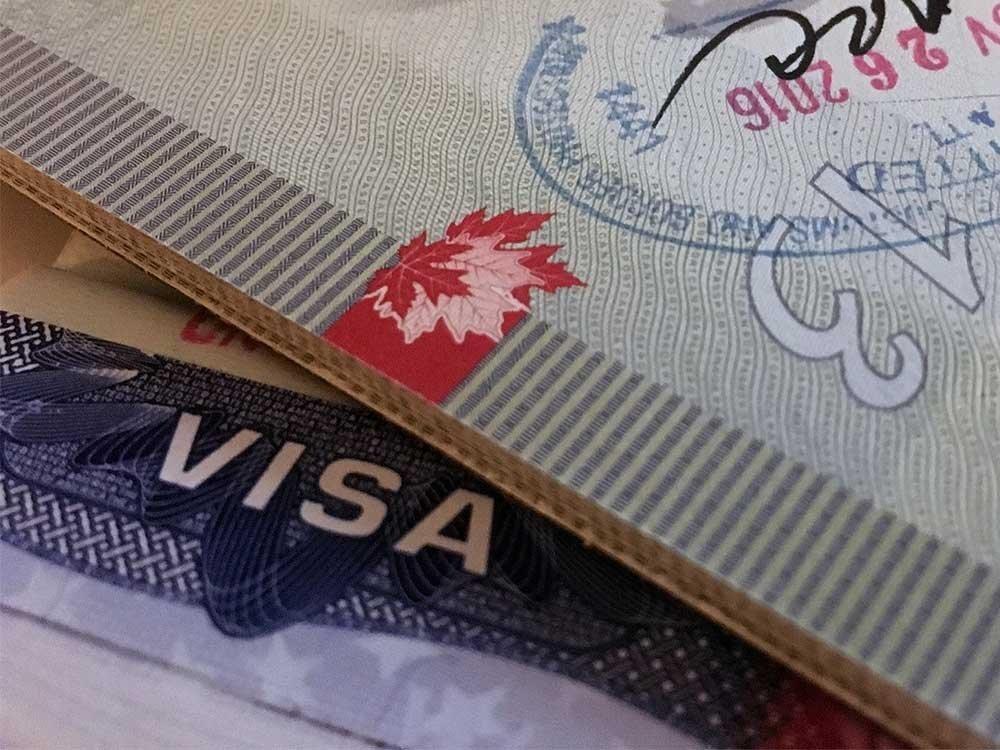 Using Visa Services