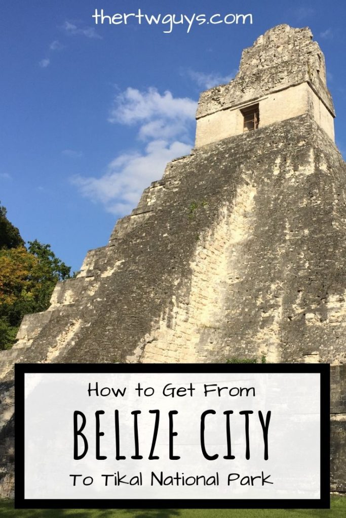 belize city tikal pinterest