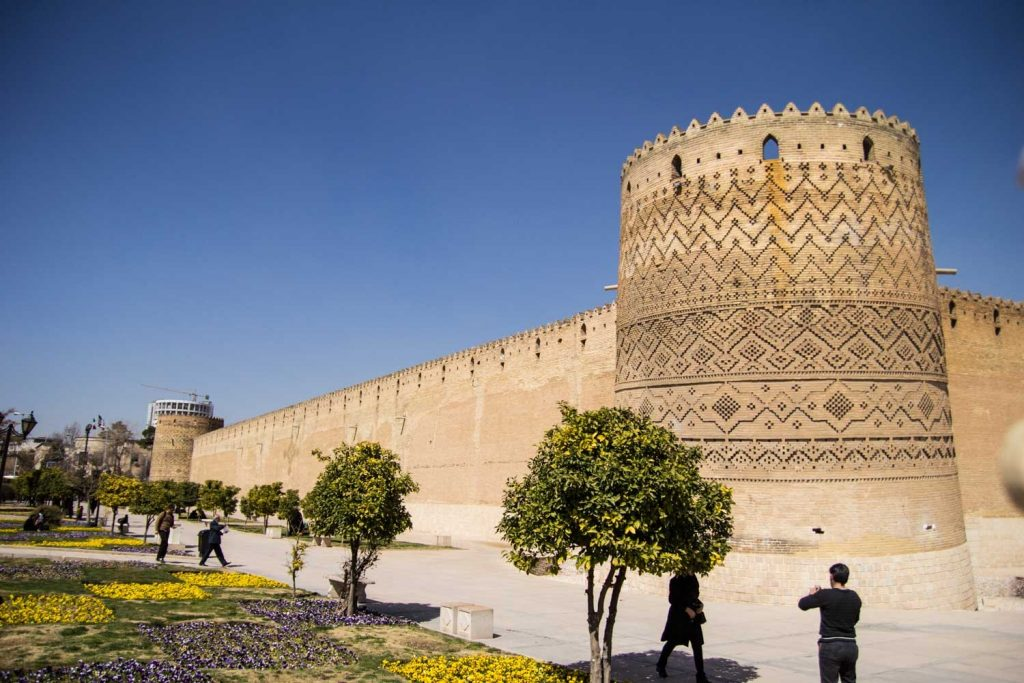 Things to see in Shiraz - Arg Karim Khan Citadel