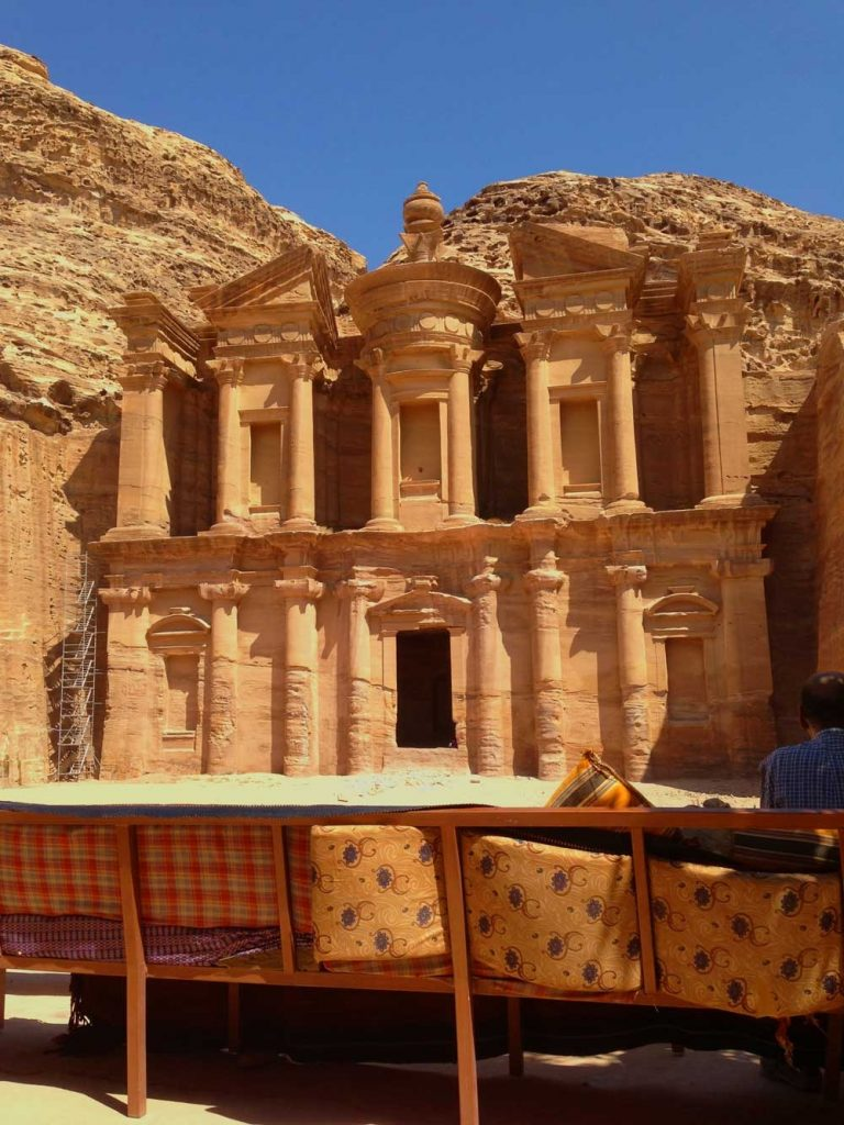 Highlights of Petra - The Monastery