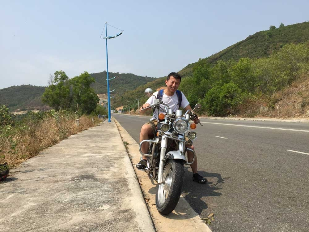 Travel scams - Motorcycle Vietnam