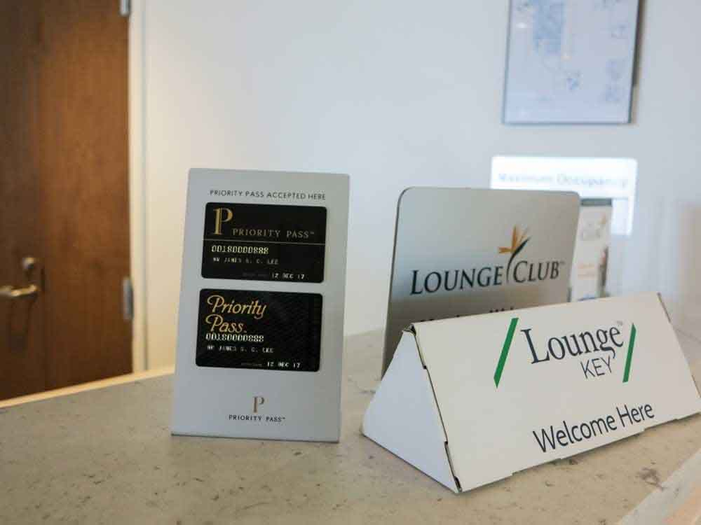 The Club at ATL lounge programs