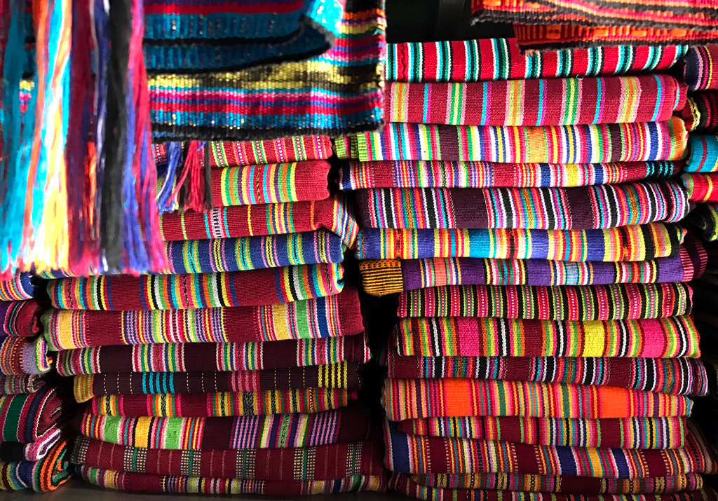 things to do in Dili - Tais cloth
