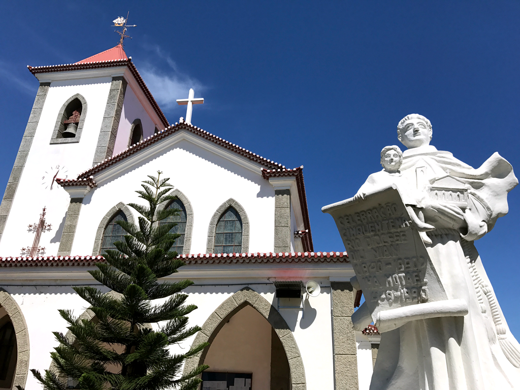things to do in Dili - Motael church