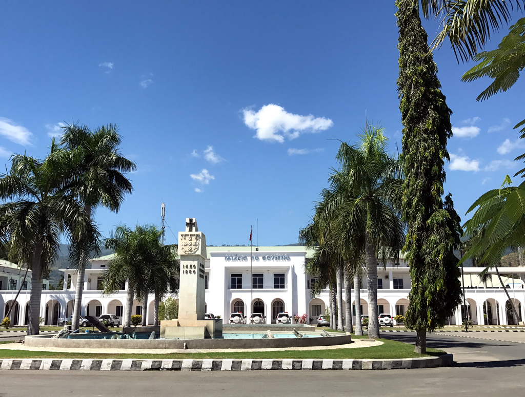 things to do in Dili - government palace
