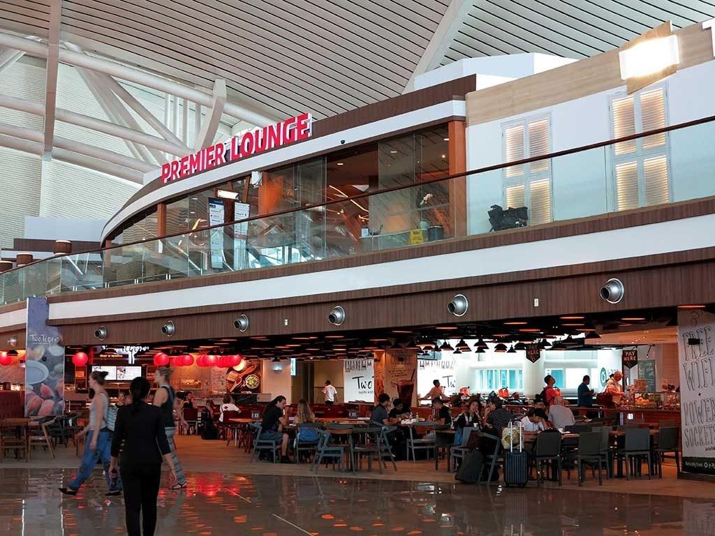 airport lounge access - Premier Lounge Bali