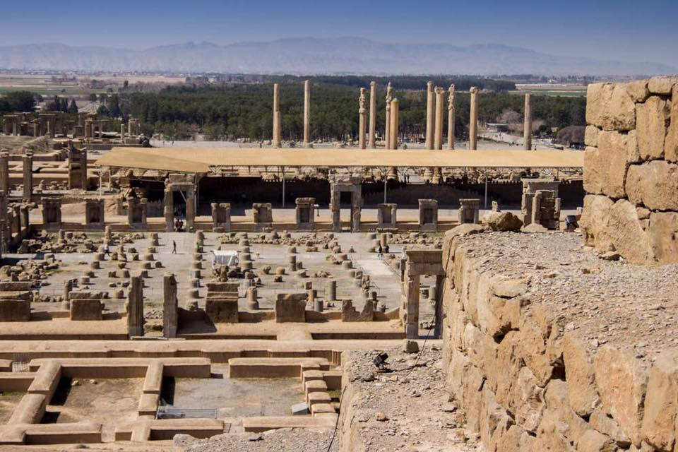 Persepolis: Iran tourism for Americans and Canadians