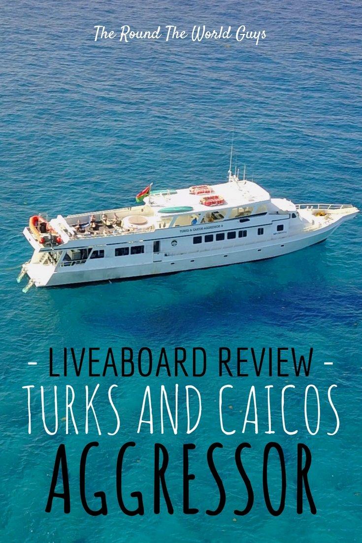 Turks and Caicos Aggressor