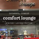 Comfort lounge Istanbul