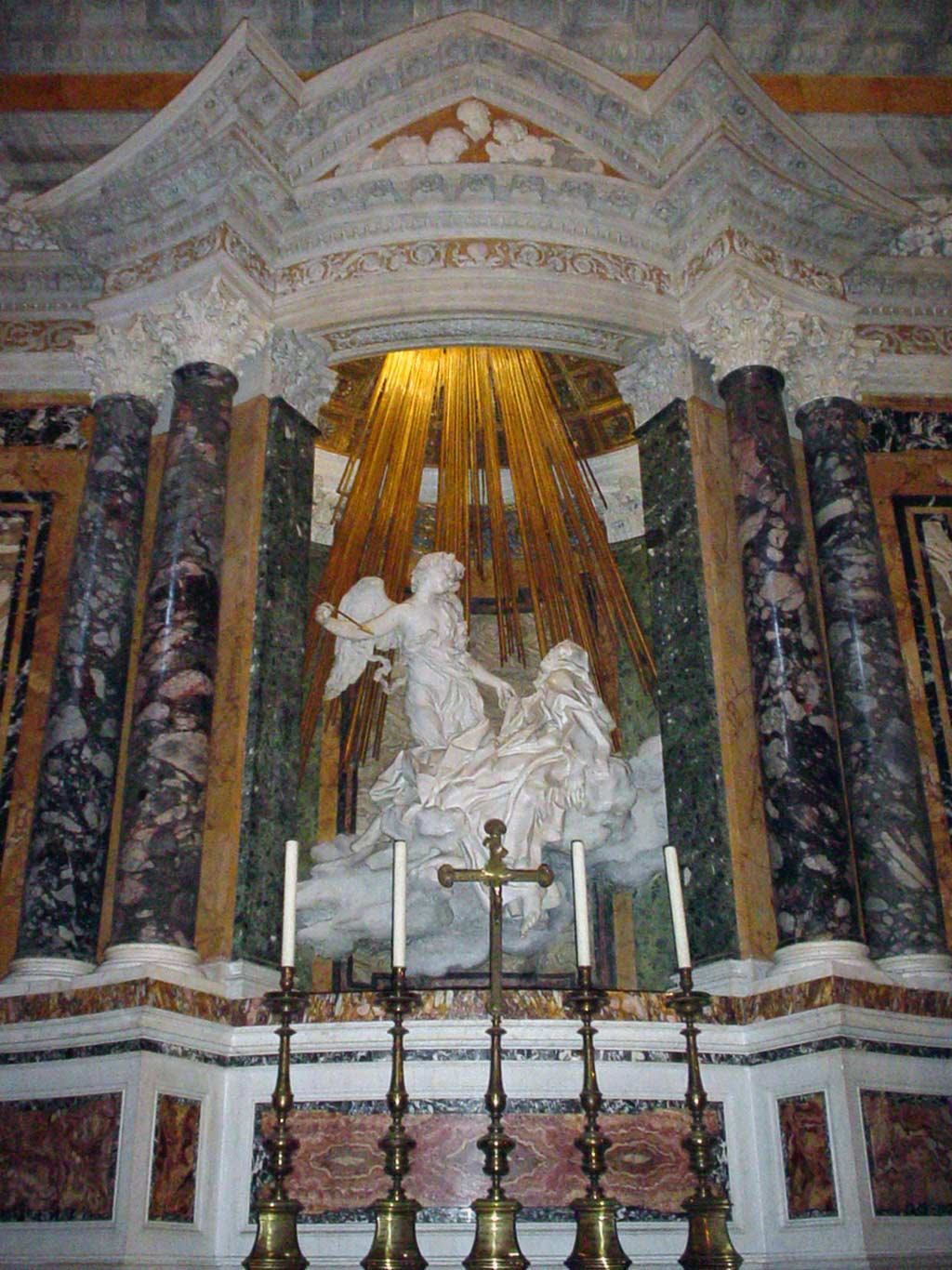 Bernini's Ecstasy of St. Teresa