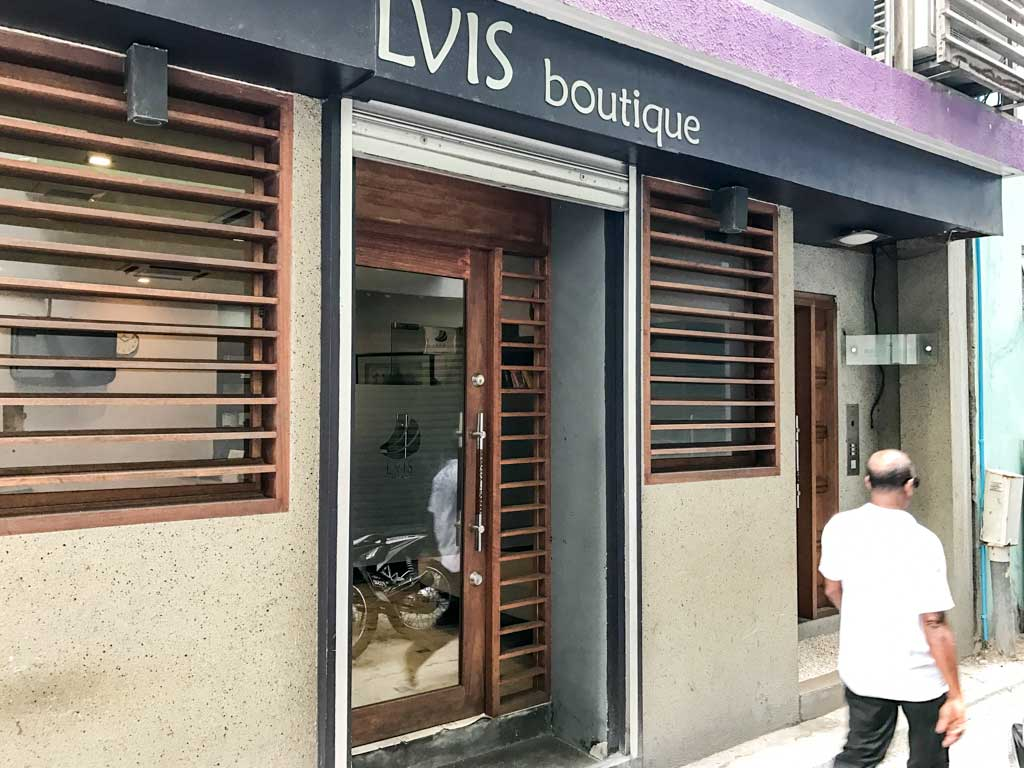 LVIS Boutique Hotel - Entrance