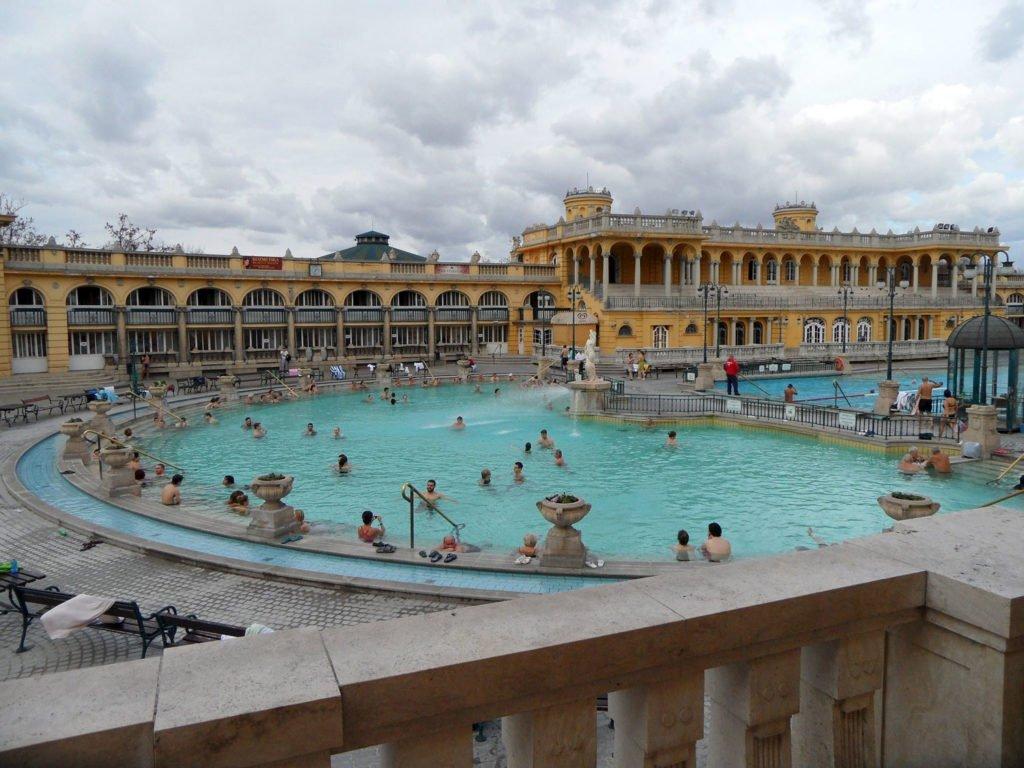budapest szechenyi baths