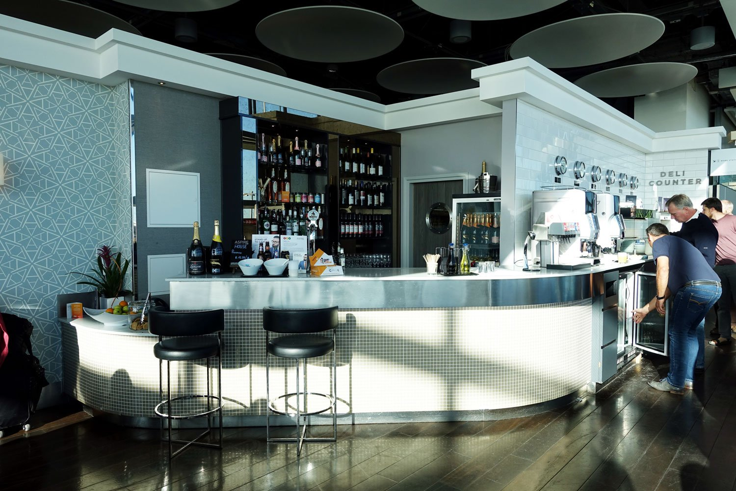 aspire lounge and spa heathrow londonheathrow priority pass lounge - aspire lounge and spa
