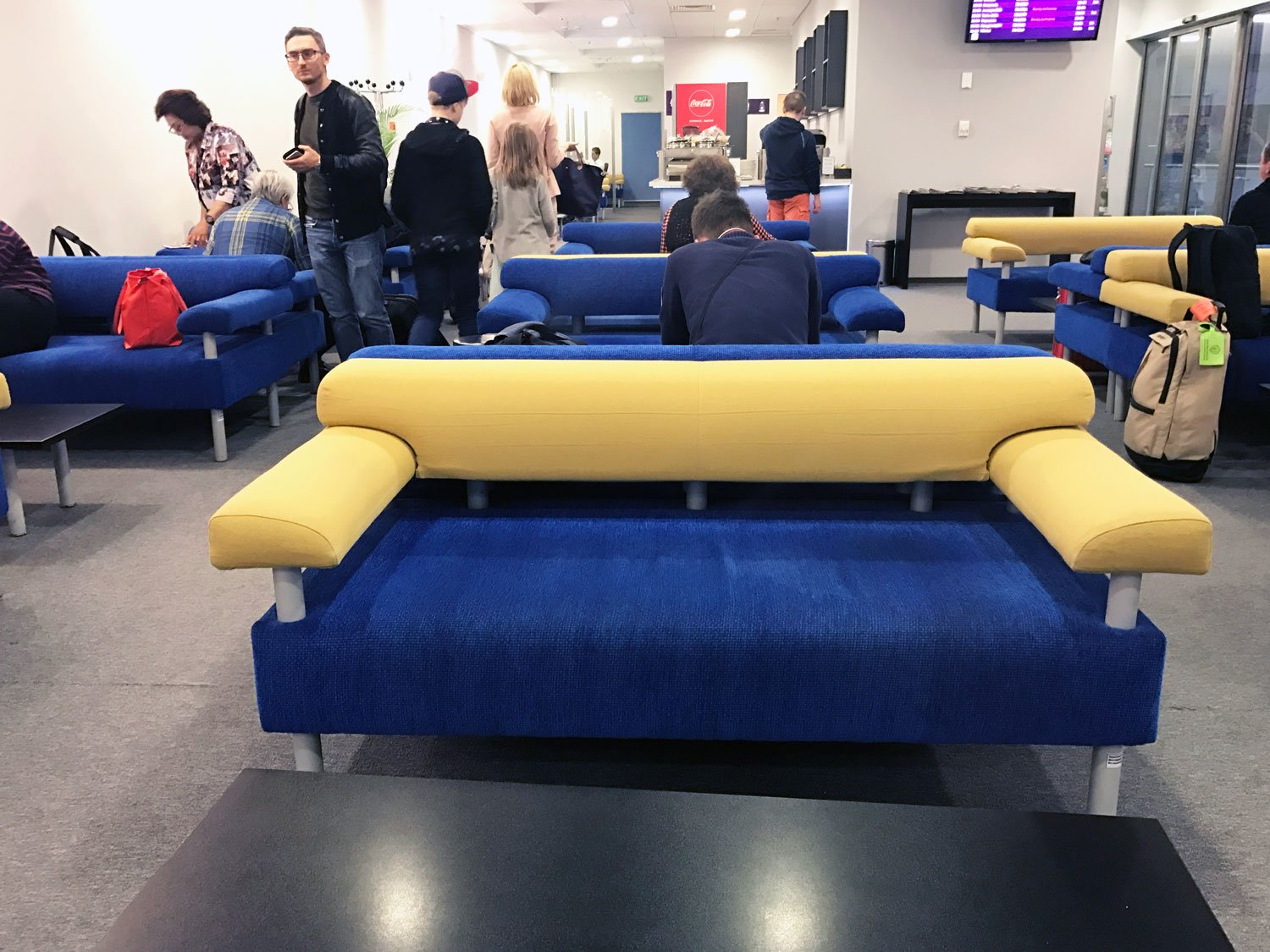 business lounge kiev ukraine airport couch