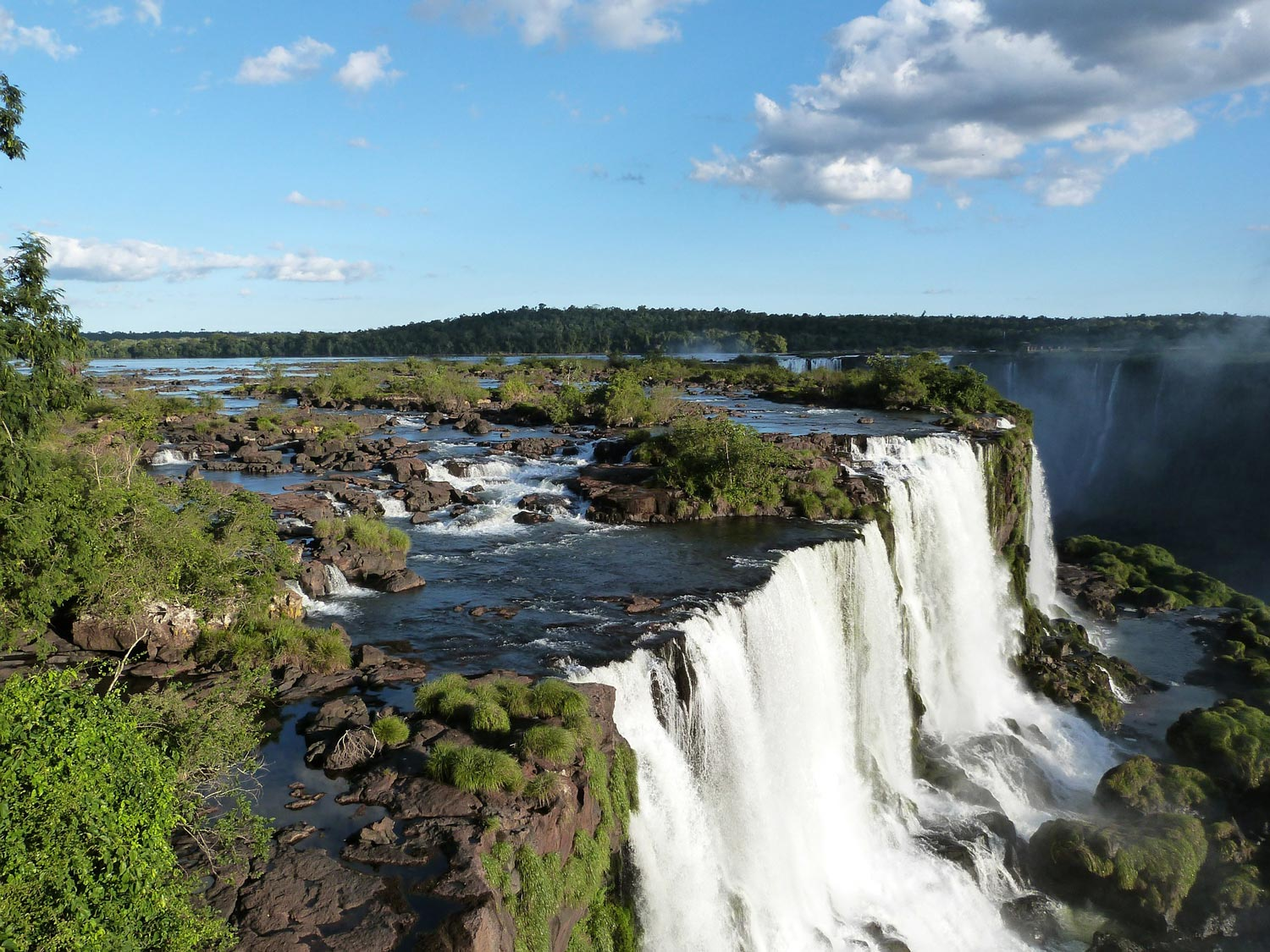 Ultimate Round the world bucket list - Iguazu Falls