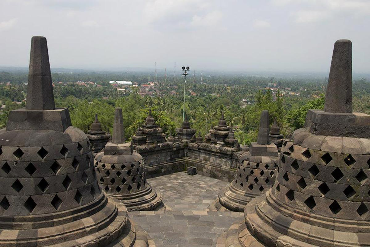 Ultimate Round the world bucket list - Borobudur, Indonesia