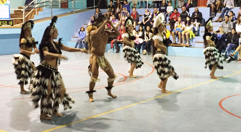 easter island marathon rapanui dance