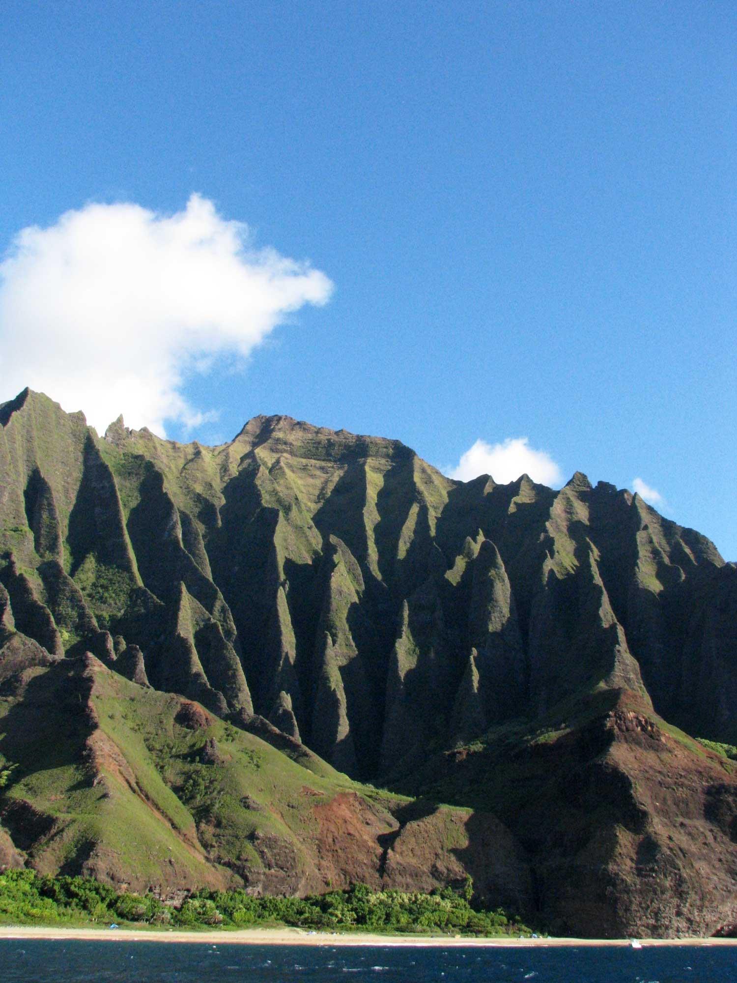 South Pacific Island Vacation destinations - Kauai hawaii