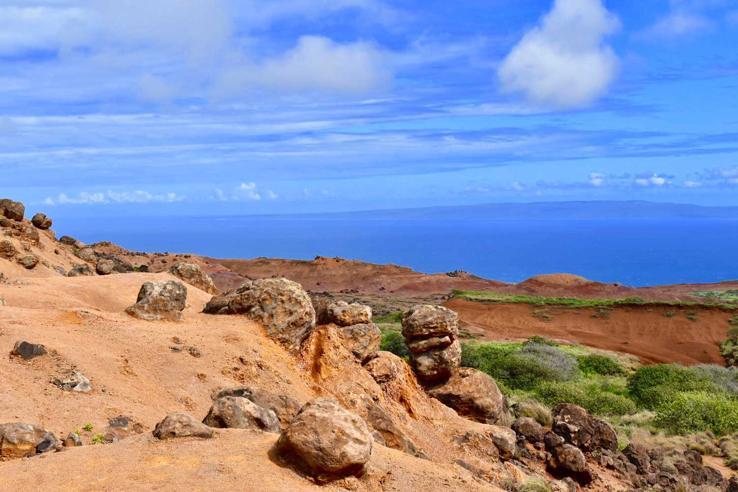 PacifiSouth Pacific Island Vacation destinations - Lanai hawaii
