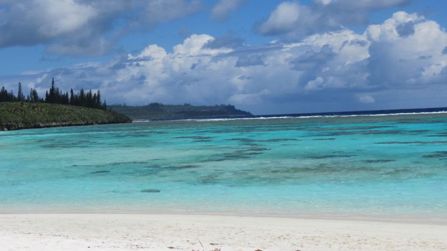 South Pacific Island Vacation destinations - New caledonia