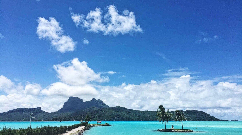South Pacific Island Vacation destinations - Bora bora french polynesia