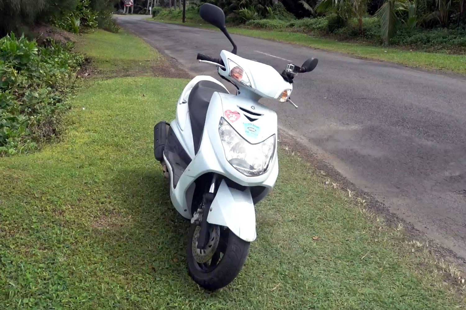 Cook Islands Drivers License motorcycle