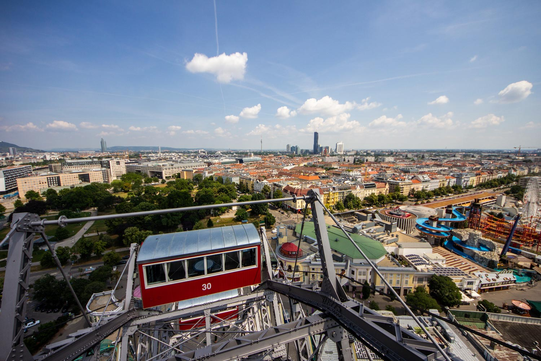 Vienna Giant Ferris Wheel at Prater