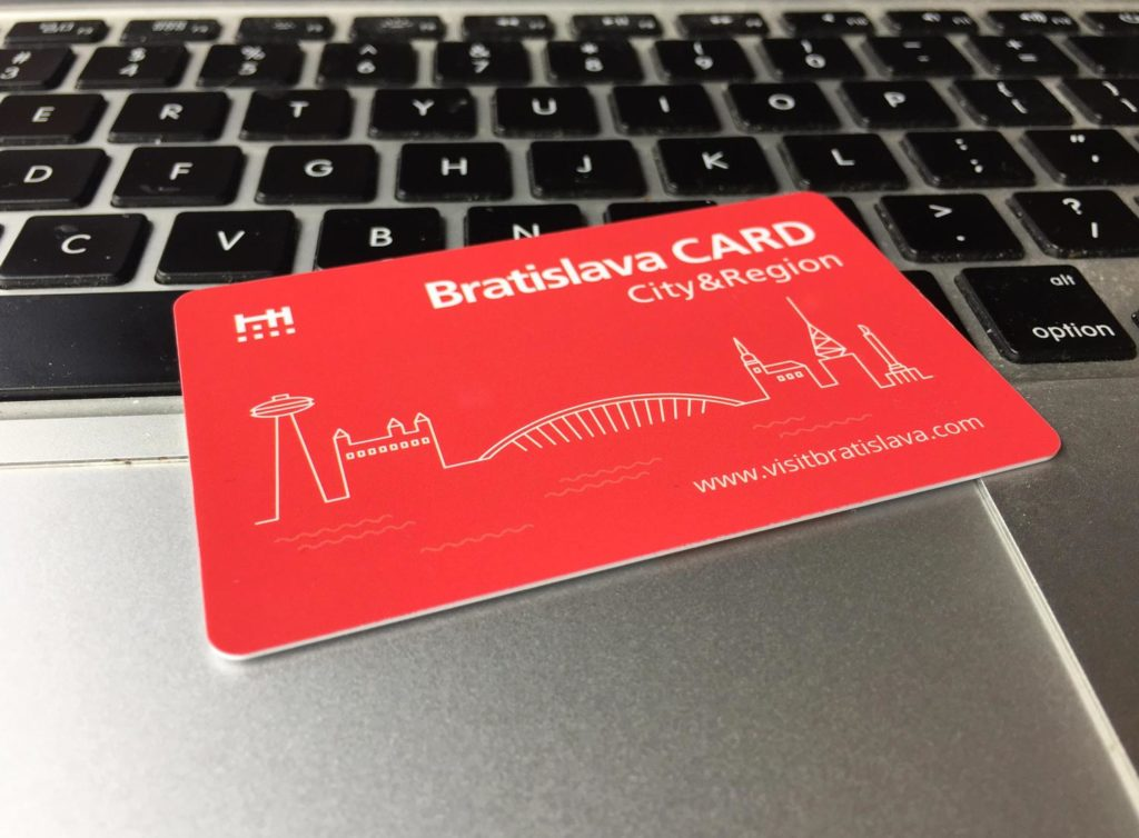 The Bratislava Card is the easiest way to experience Bratislava on a budget