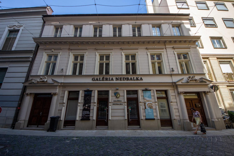 Galeria Nedbalka exterior