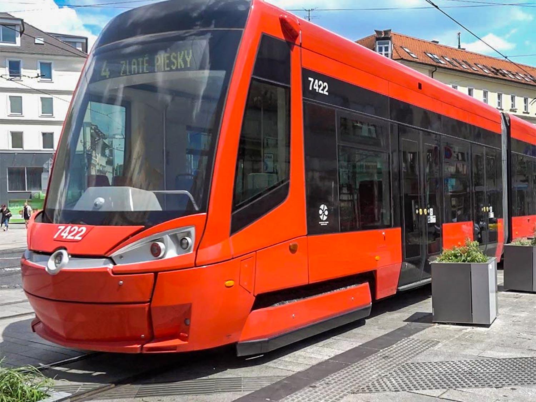 Bratislava Card - use public transportation for free
