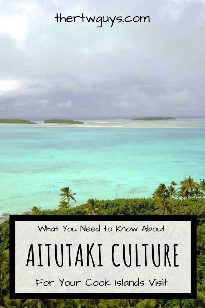 aitutaki culture pinterest