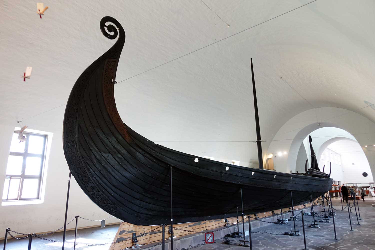 Oslo viking ship museum