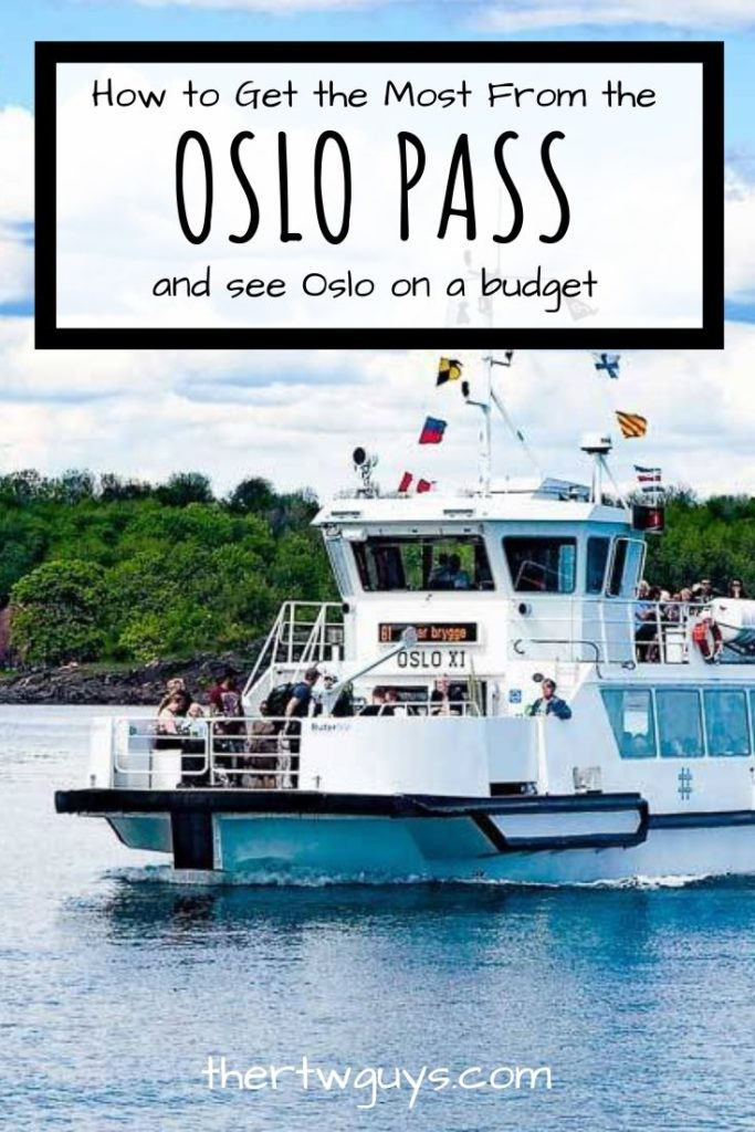 oslo pass pinterest
