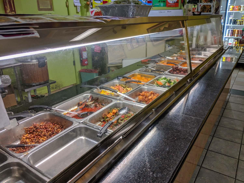 indonesian restaurants in atlanta - batavia's hot bar