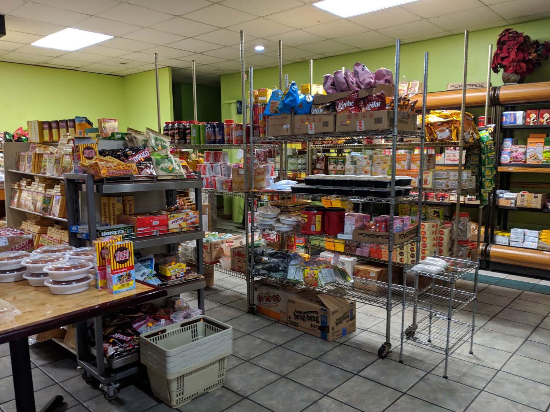 indonesian restaurants in atlanta - batavia's grocery section