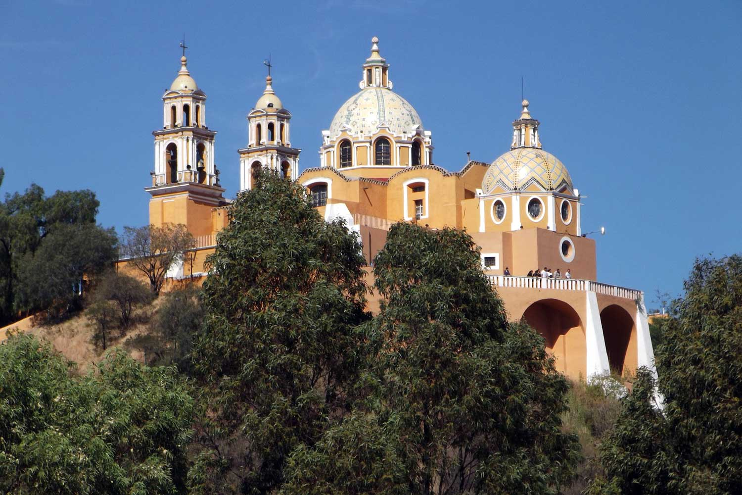 Mexico City Day Trips - Cholula