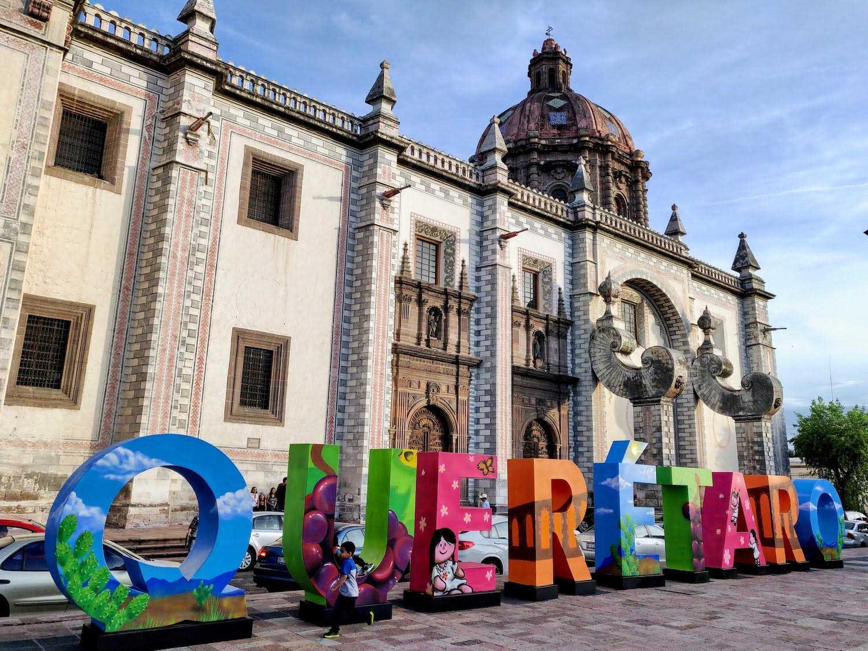 Querétaro sign