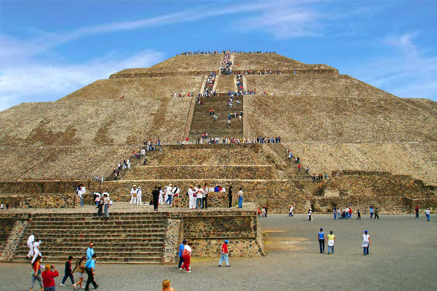 Take a day trip to Teotihuacan from Mexico City