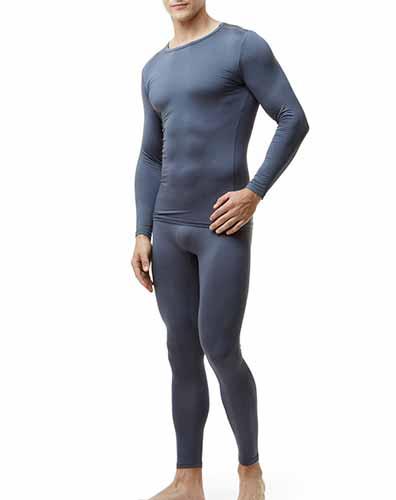 TSLA fleece-lined thermal underwear