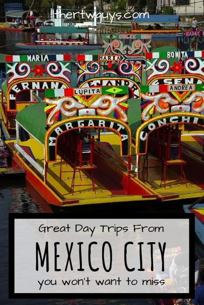 mexico city day trips pinterest