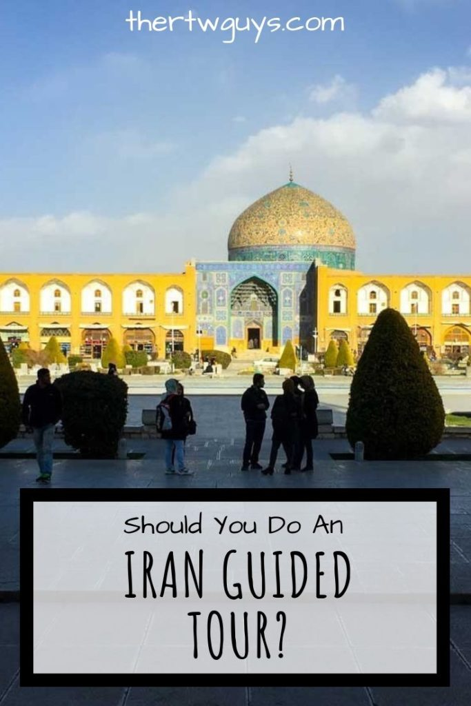 iran guided tour pinterest