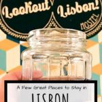 lisbon accommodations pinterest
