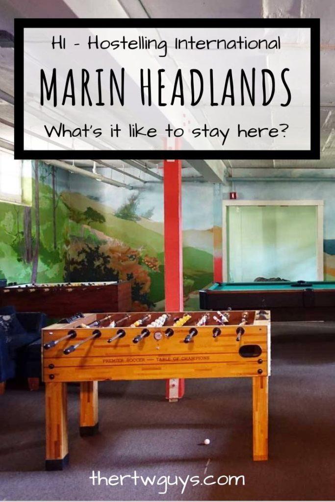 marin headlands hostel pinterest