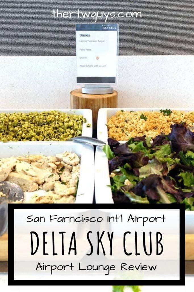 delta sky club sfo pinterest